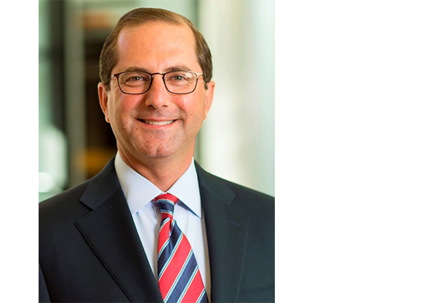 NHPCO welcomes Alex Azar as new HHS Secretary