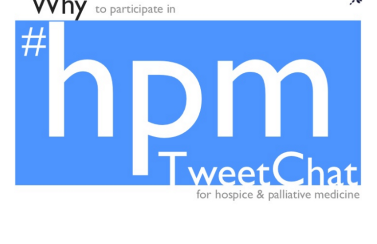 Participate in the #hpm and #hpmglobal tweetchats