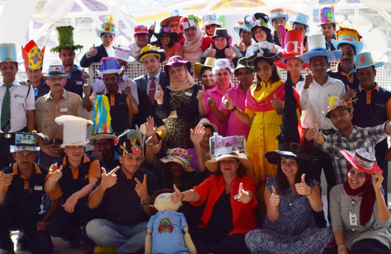 Have a heart? Wear a hat on Friday October 2 for ICPCN's Hatson4CPC day