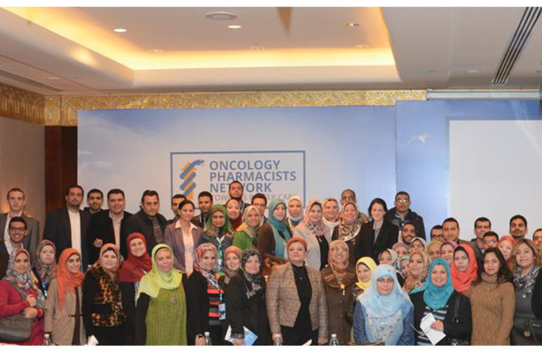 First palliative care in oncology symposium for pharmacists in Egypt