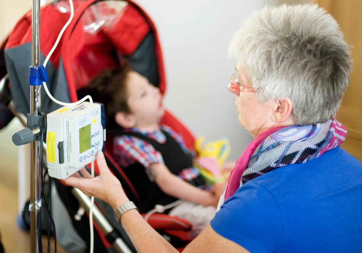 Research estimates 21 million children globally need palliative care