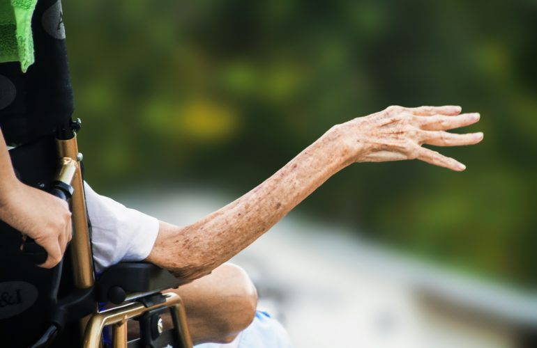 Providing Safe Palliative Care at Home for the Elderly