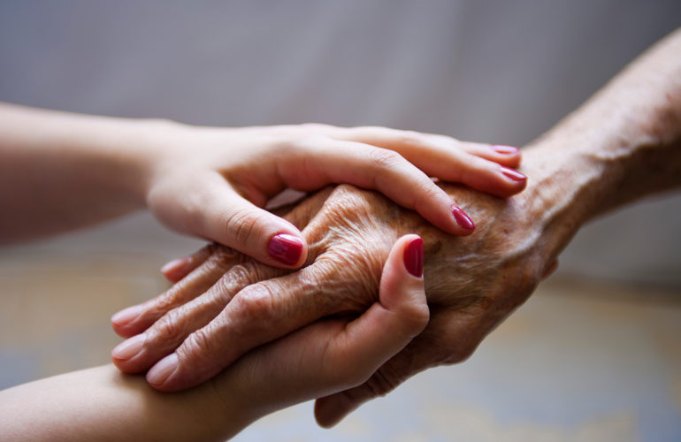 Helping those near the end of life feel less alone