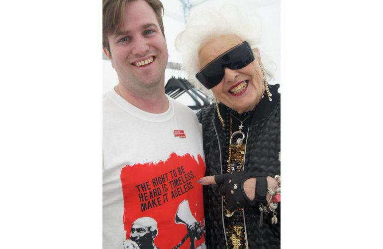 Make it Ageless with DJ Mamy Rock!