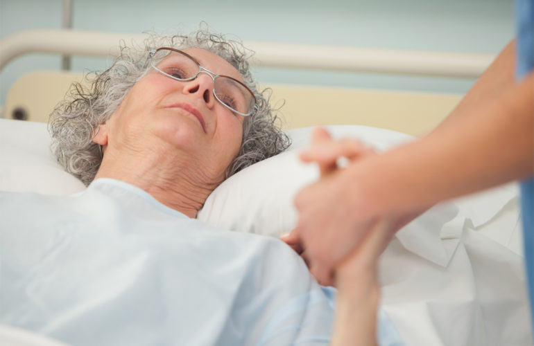 Providing emotional care for patients in a technology-driven health system