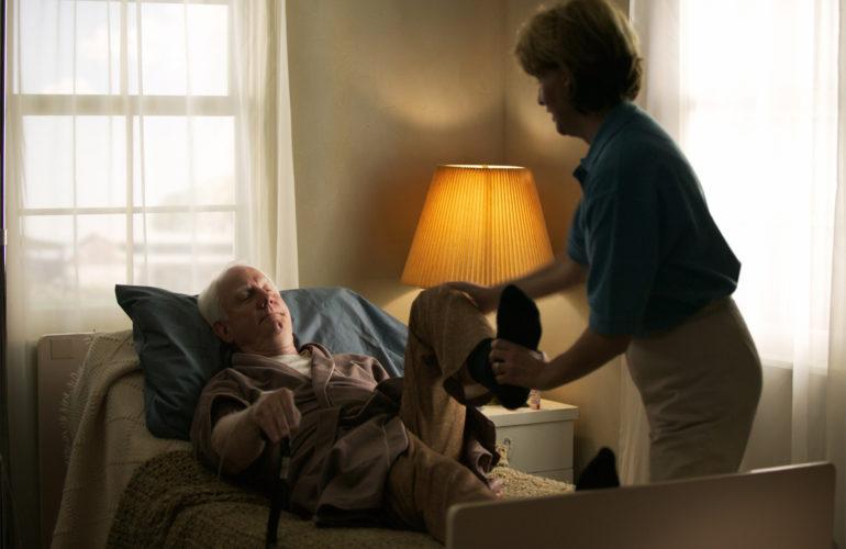 A home care palliative sedation simulation program