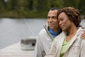 thoughtful-black-couple