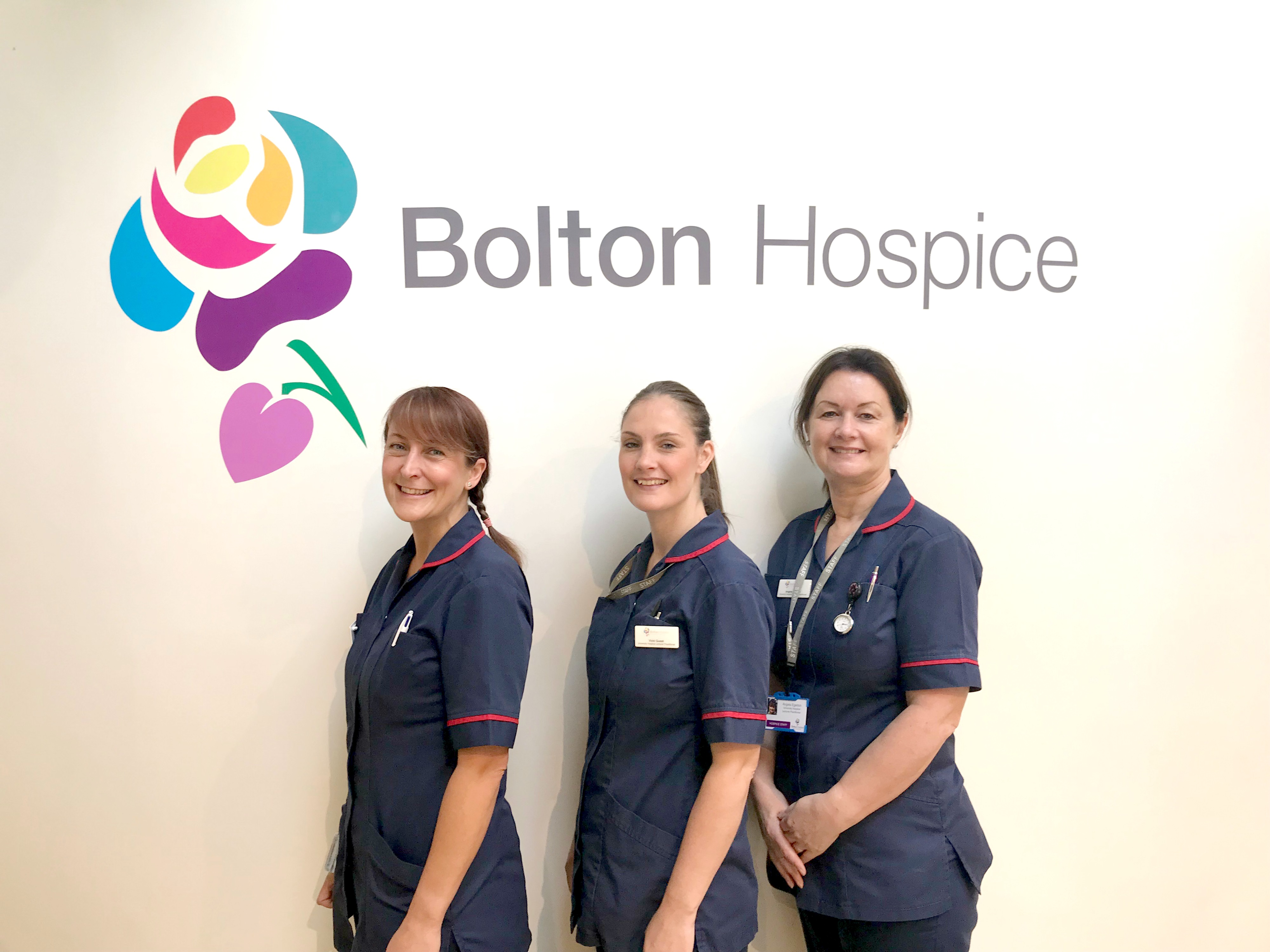 Bolton Hospice launches education and networking Facebook group