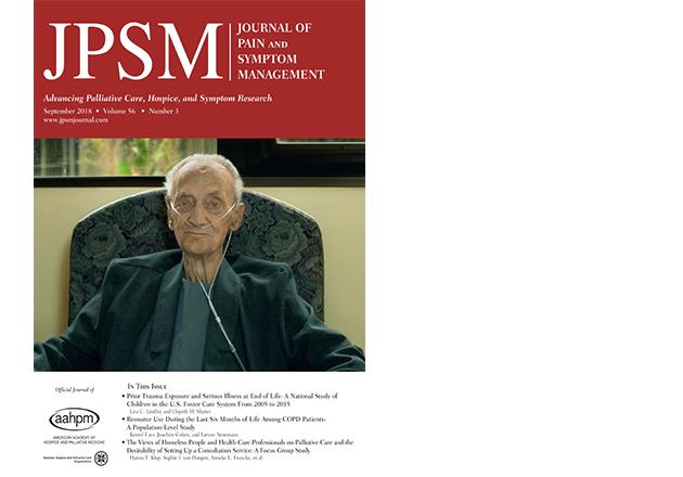 Original Articles in September's JPSM