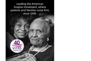 VITAS Healthcare celebrates 40 years of hospice.
