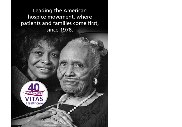 VITAS® Healthcare Celebrates 40 Years of Hospice Care