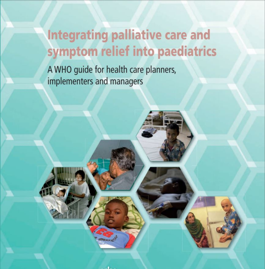 New WHO guide on integrating palliative care into paediatrics launched in Rome