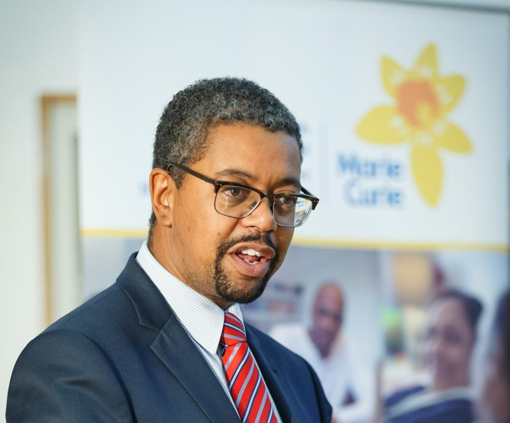 Hospice addresses access to end of life care for marginalised groups