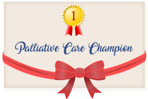 Palliative Care Champion Award