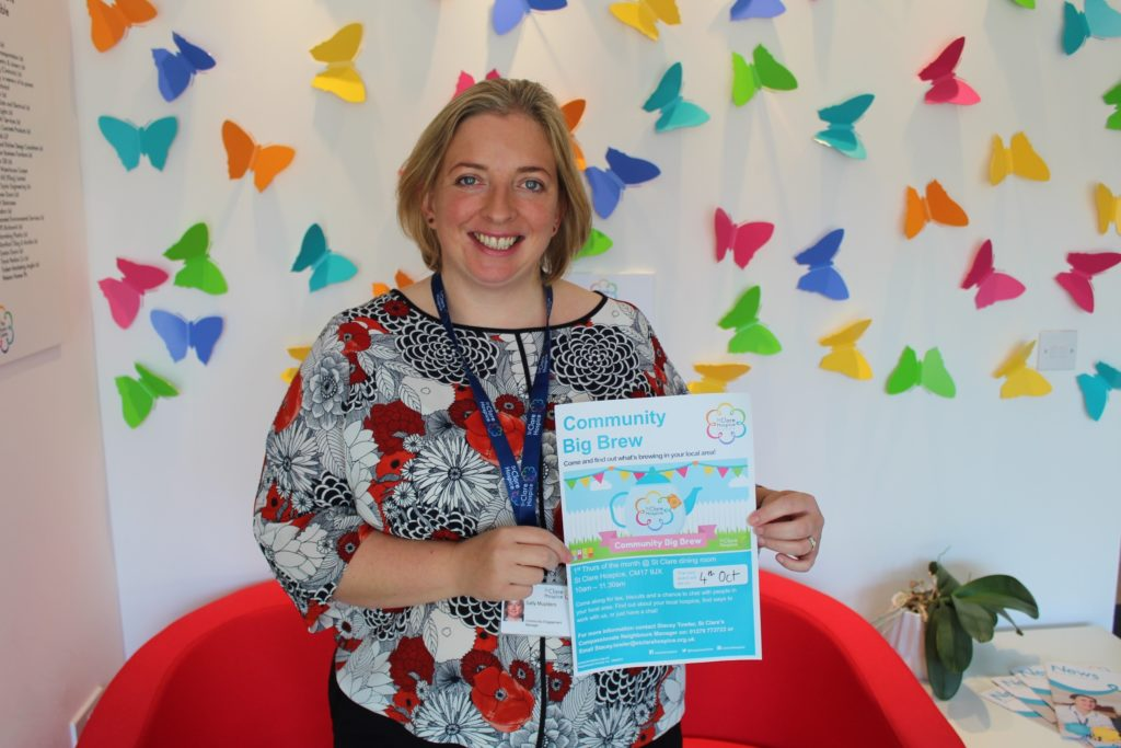 Hospice launches events to promote community engagement