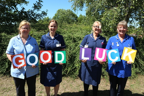 Weldmar Hospicecare becomes 12th partner for Your Hospice Lottery