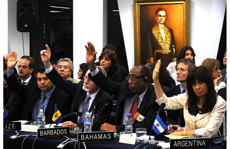 América se convierte en la primera región del mundo en contar con una Convención para la protección de los derechos de las Personas Mayores.