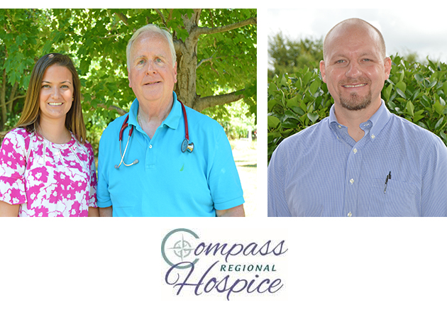 Compass Regional Hospice announces changes to medical team