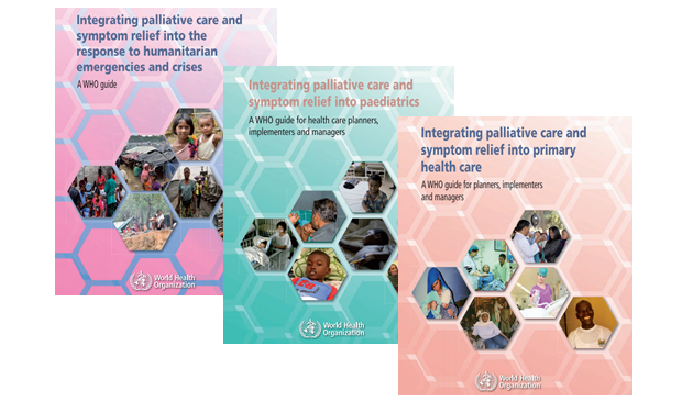 WHO publishes new guides on integrating palliative care into health care