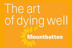 Art of Dying Well programme email mountbatten logo