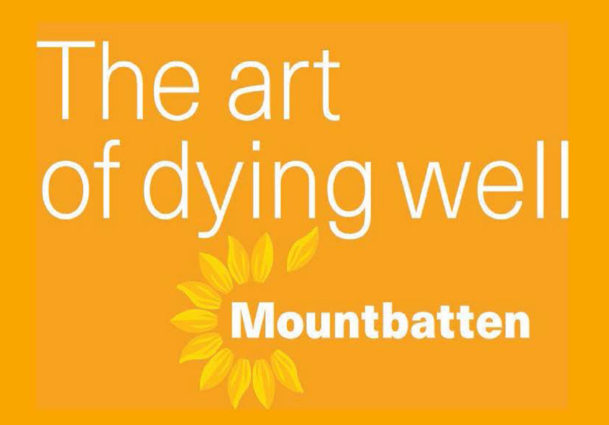 Mountbatten launches The Art of Dying Well festival