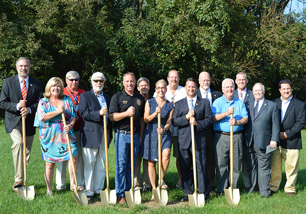 Compass Regional Hospice breaks ground on expanded Centreville hospice center