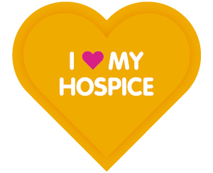 Hospice UK encourages public to show hospices some love during Hospice Care Week