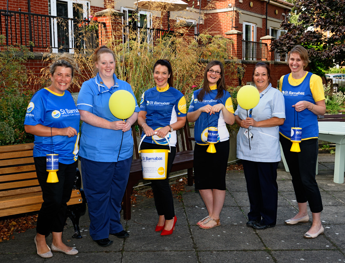 Hospice is recognised as top employer in new social responsibility scheme