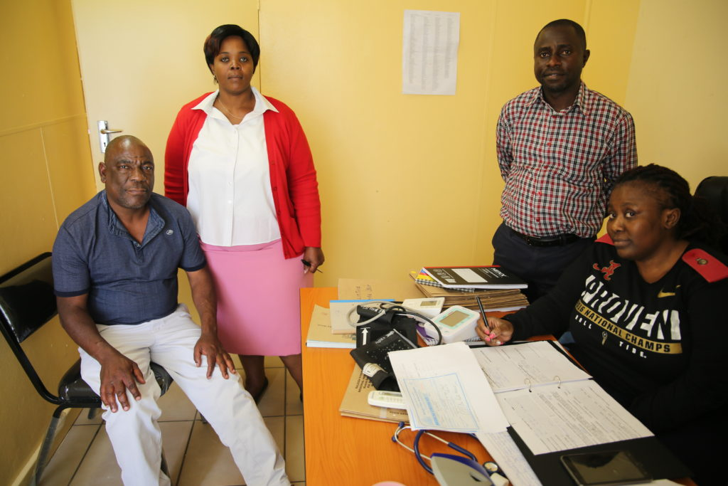 Walking the Talk; RFM Hospital Integrating Palliative Care Services in eSwatini