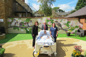 Photo 1 - Ashgate Hospicecare officially unveil