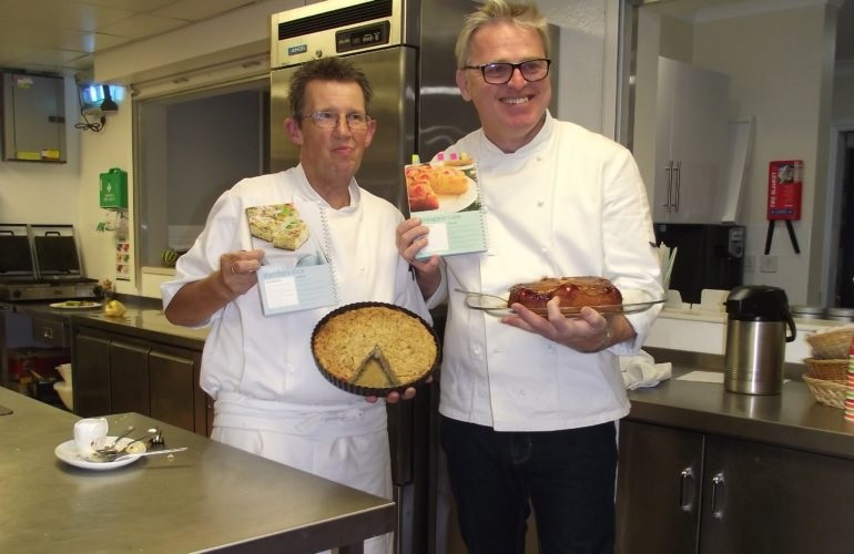 Chefs cook for Hospice Care Week