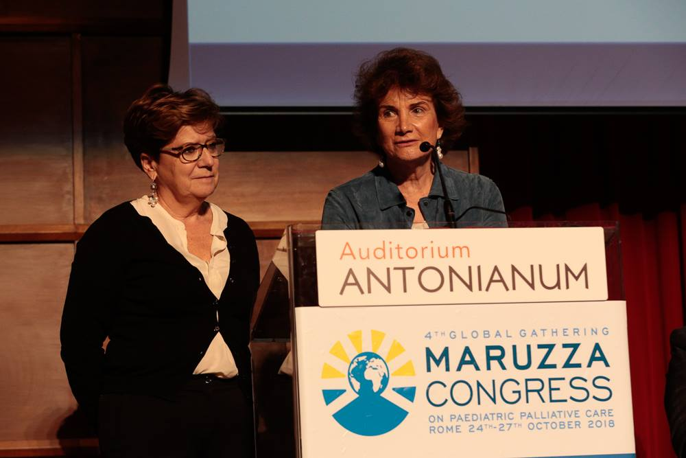 Report on the 4th Global Paediatric Palliative Care Congress held in Rome