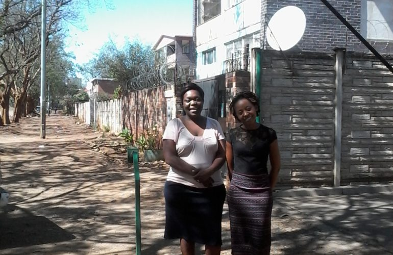 Palliative care makes all the difference for a family in Bulawayo, Zimbabwe