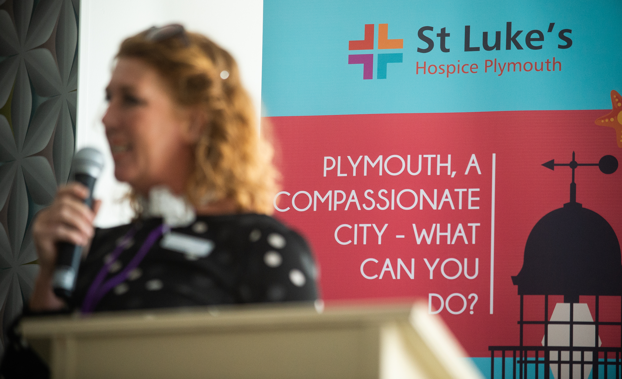 Spotlight on Dying Matters award: Creating a Compassionate City for EOL, St Luke's Hospice