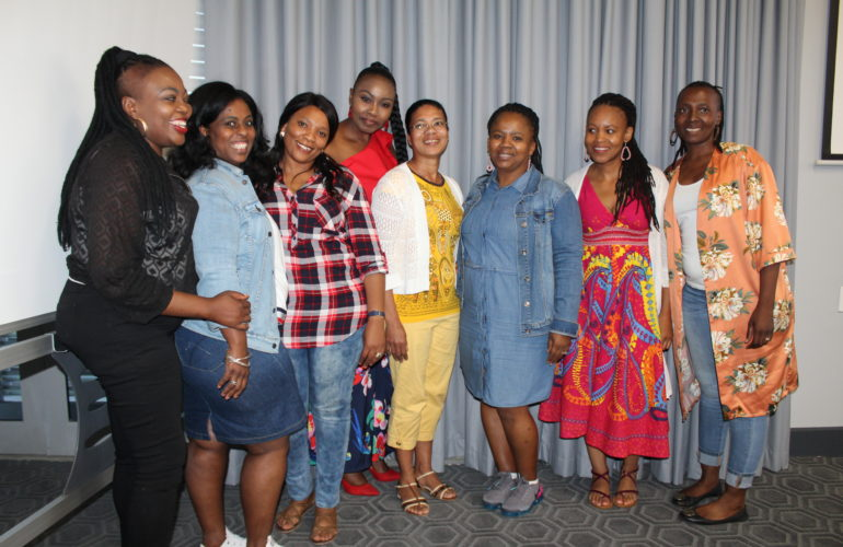 CaSIPO Team retains 100% of their patients in the Sedibeng District Municipality
