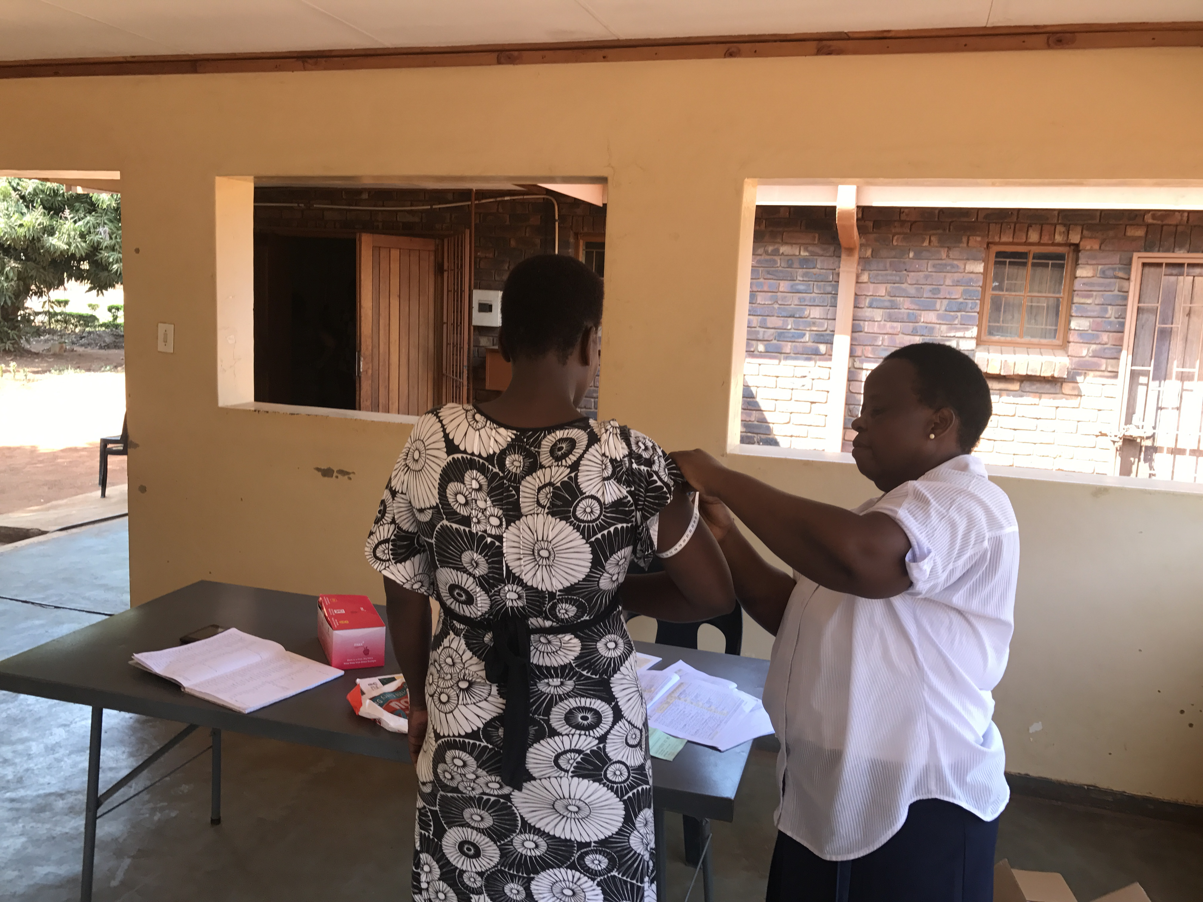 The success of the CaSIPO Project operating in Mopani District