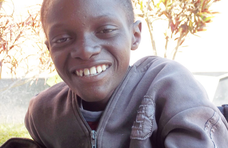 Hello, my name is Michael Mapenzi: a story for World AIDS Day