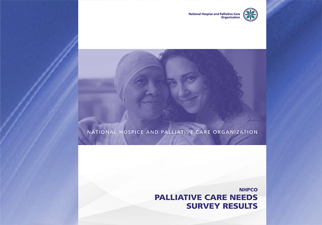 NHPCO Releases Findings from Palliative Care Needs Survey at National Conference