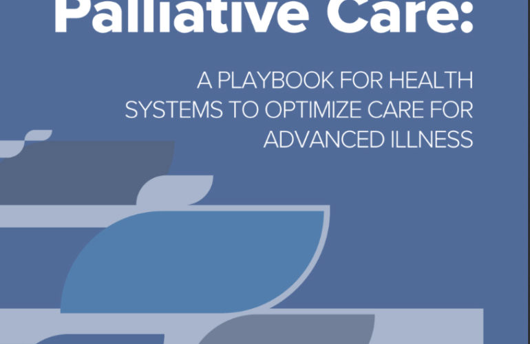 Turn-Key Health Publishes Report on Home-Based Palliative Care