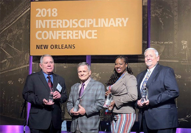 Hospice Volunteers Honored at NHPCO's National Conference in New Orleans