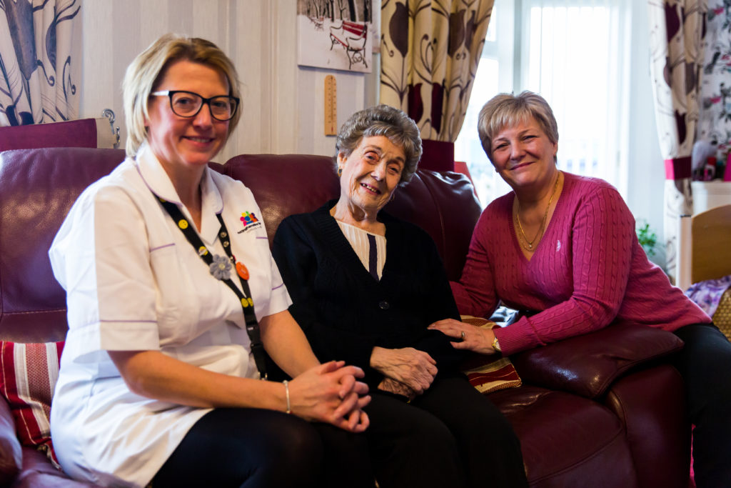 Hospice launches night service to help patients and carers in crisis