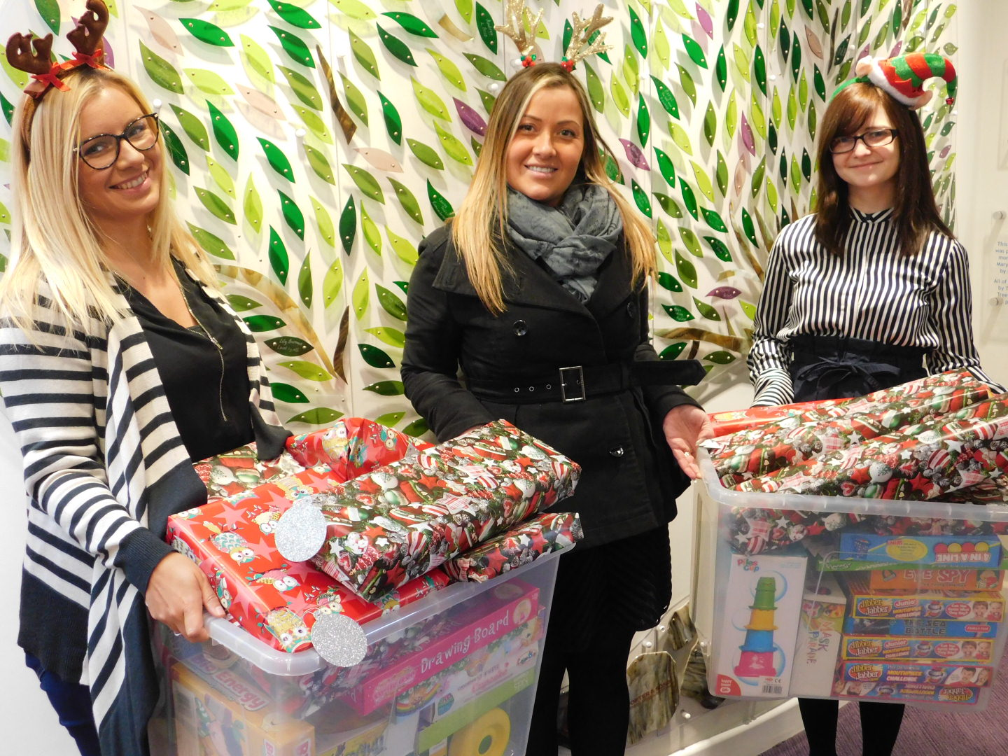 Altodigital's Christmas giveaway for children's hospices