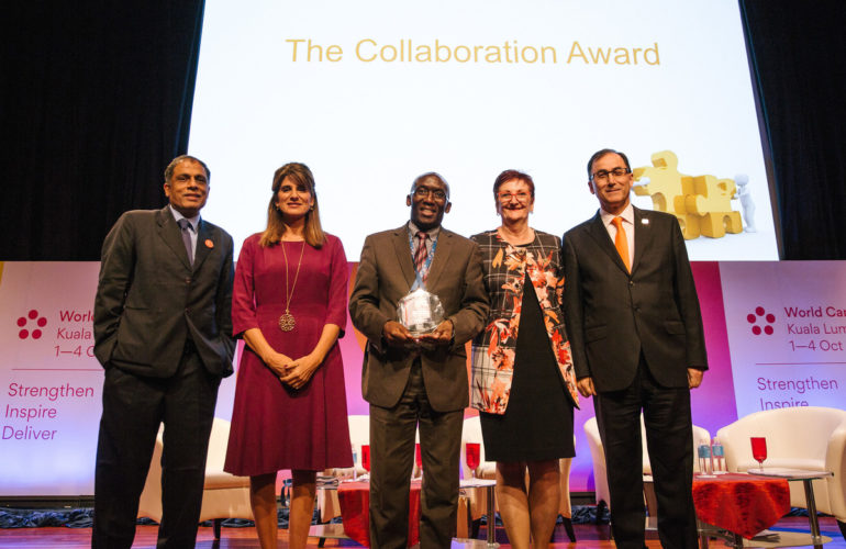 Celebrating Partnerships and Collaboration as 2018 Draws to an End