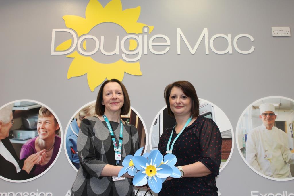Dougie Mac Strengthens Its Admiral Nurse Service