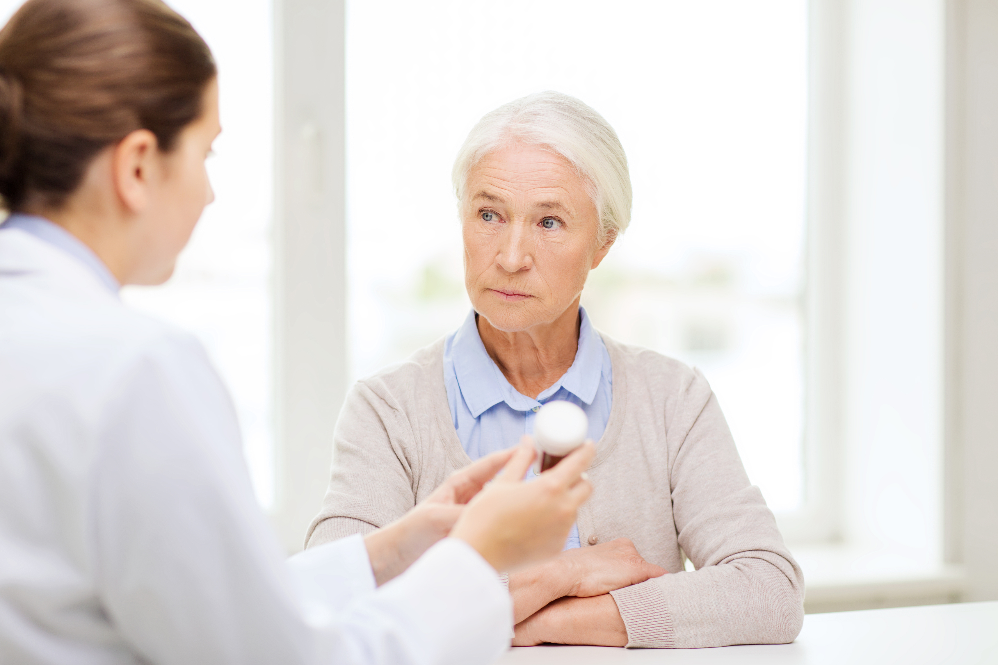 Specialists are not talking about death and dying to people with dementia