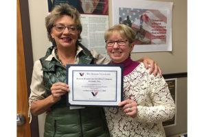 We Honor Veterans announces Level 5