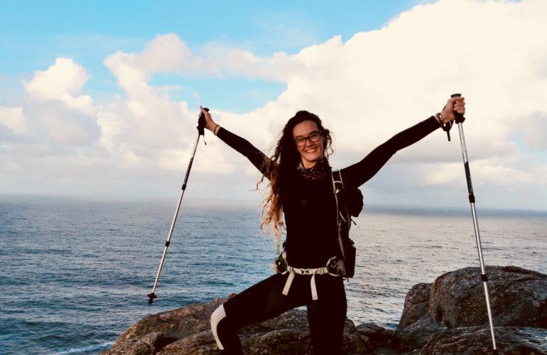 Walking the Camino de Santiago for Dying Matters