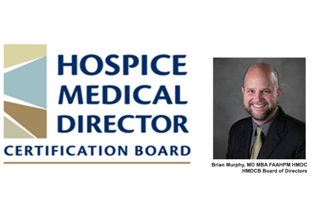 Q&A with New President of Hospice Medical Director Certification Board