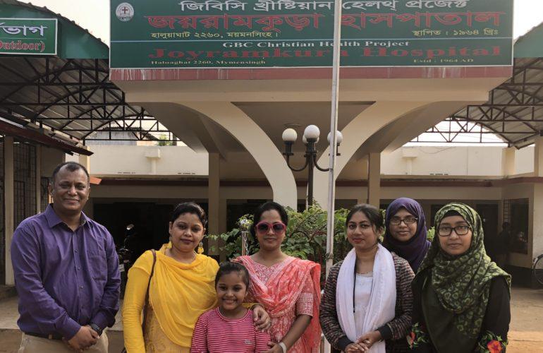 Hospice Bangladesh trains palliative care nurses in remote areas