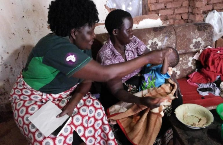 Supporting Shadreck – the challenges of providing palliative care to a child in Malawi